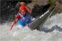 "A04 - Cerrai Roberto ""Canoe slalom world cup"""