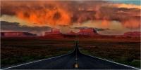"""10 - Bernini Giuseppe """"Monument Valley"""""""