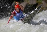 "15 - Cerrai Roberto ""Canoe slalom world cup"""