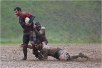 "B04 - Bientinesi Andrea ""Rugby nel fango 3"""
