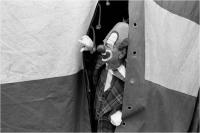"""Bagnoli Luca """"Circo dietro le quinte 33"""" (2000)"""