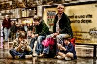 """Bani Angelo """" Firenze Santa Maria Novella 09 """" (2011)"""