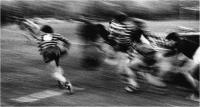 """Barsotti Silvio """" Rugby 3 """" (1975)"""