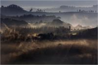 """Beconcini Fabio """" Nebbia in collina """" (2010)"""