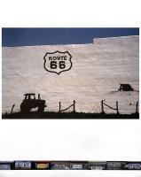 """Bertolini Laura """" Lungo la gloriosa Route 66 n° 1 """" (1998)"""