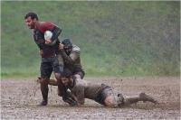 "Bientinesi Andrea ""Rugby nel fango 3""  (2019)"