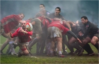 """Bientinesi Andrea """" Rugby 1 """" (2009)"""