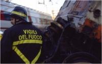 """Carlotti Alberto """"Inferno su rotaie 04"""" (1998)"""