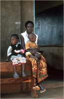 """Filomena Roberto """"Gente di Kampala n° 3"""" (2005)"""