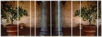"""Gaiotto Enzo """" Presente scomposto 2-4 """" (2000)"""