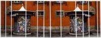 """Gaiotto Enzo """" Presente scomposto 3-4 """" (2000)"""