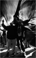 """Galli Alessandro """" Nel corteo 1 """" (1990)"""