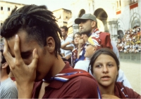 """Garuti Fabio """"Emozioni al palio n. 4"""" (2002)"""
