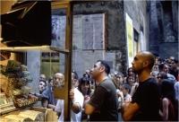 """Garuti Fabio """"Emozioni al palio n. 5"""" (2002)"""