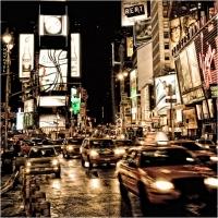 """Mammini Massimiliano """" New York Mess 01 """" (2011)"""