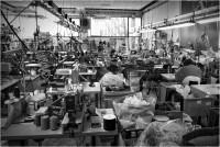 """Mammini Massimiliano """"Ultima fabbrica di jeans 1"""" (2018)"""
