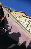 """Marchetti Massimo """" Sguardi sulla città 23 (Gli invisibili) """" (2005)"""