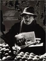 """Menichetti Oreste """"Al mercato"""" (1976)"""