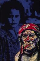 """Menichetti Oreste """"Contrasti"""" (1980)"""