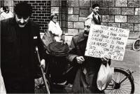 """Menichetti Oreste """" Il predicatore """" (1979)"""