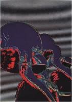"""Menichetti Oreste """" Parata """" (1978)"""