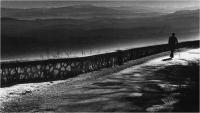 """Menichetti Oreste """" Paesaggio 6""""71 """" (1971)"""
