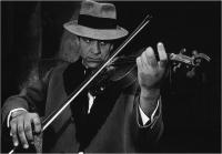"""Menichetti Oreste """" Il violinista """" (1977)"""