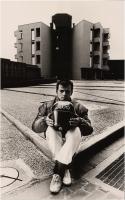 """Pucciarelli Enzo """" Meditazione """" (1982)"""