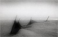 """Sbrana Piero """" Inverno sul mare n° 2 """" (1978)"""