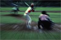 """Sbrana Piero """" Baseball """" (1986)"""