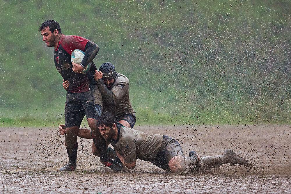 """Giorgio Tani legge """"Rugby nel fango 3"""" di Andrea Bientinesi"""