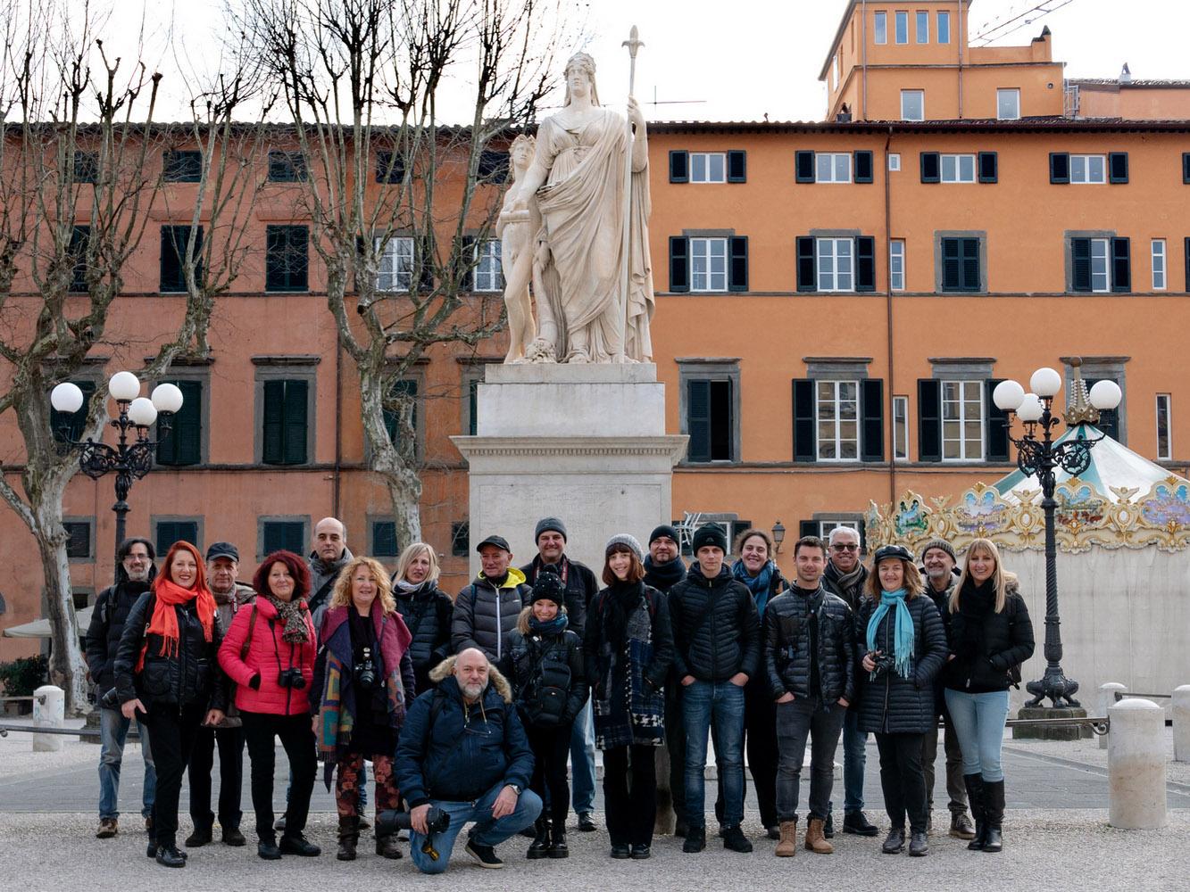 20° Corso di Fotografia, workshop a Lucca.