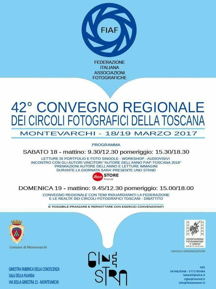42° Convegno Regionale FIAF