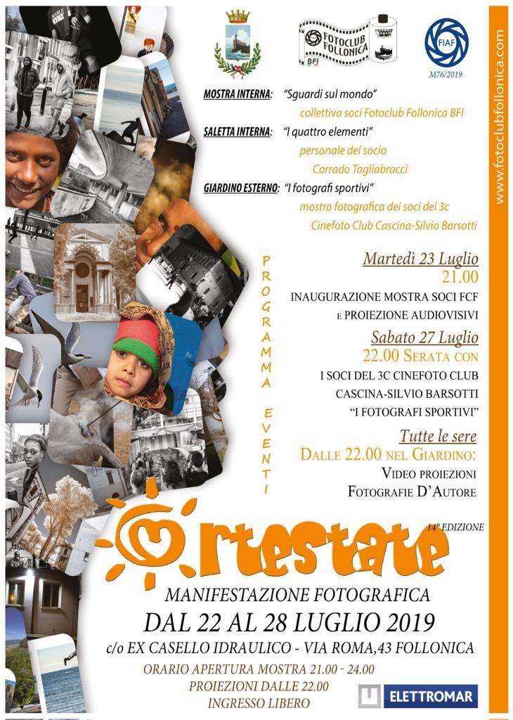 Artestate 2019 - Programma eventi