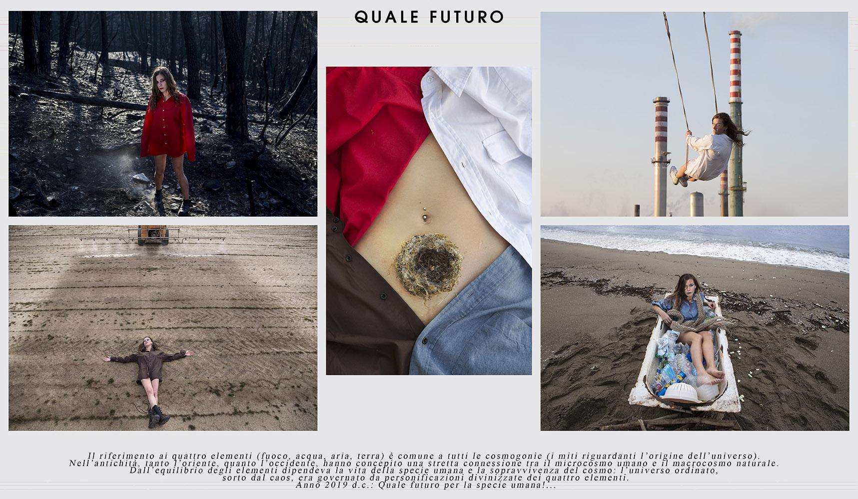 """Roberto Evangelisti legge """"Quale futuro"""" di Mauro Boni"""