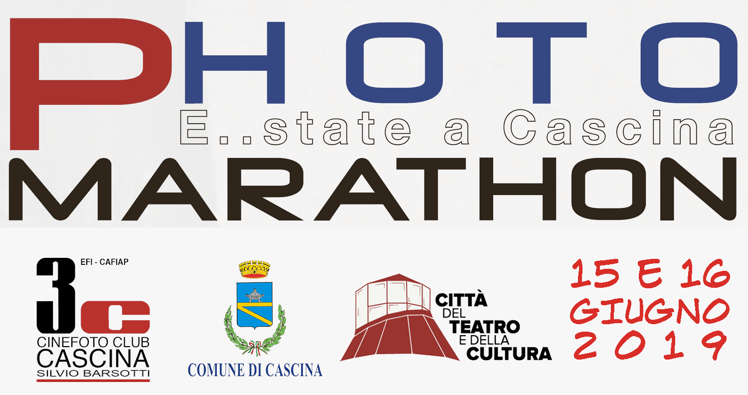 CASCINA PHOTO MARATHON