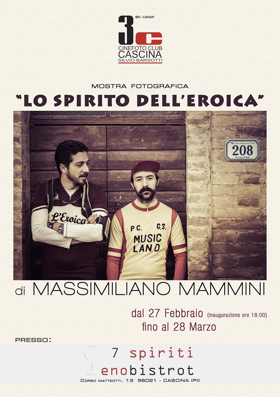 """Lo spirito dell'Eroica"" di Massimiliano Mammini in mostra …"