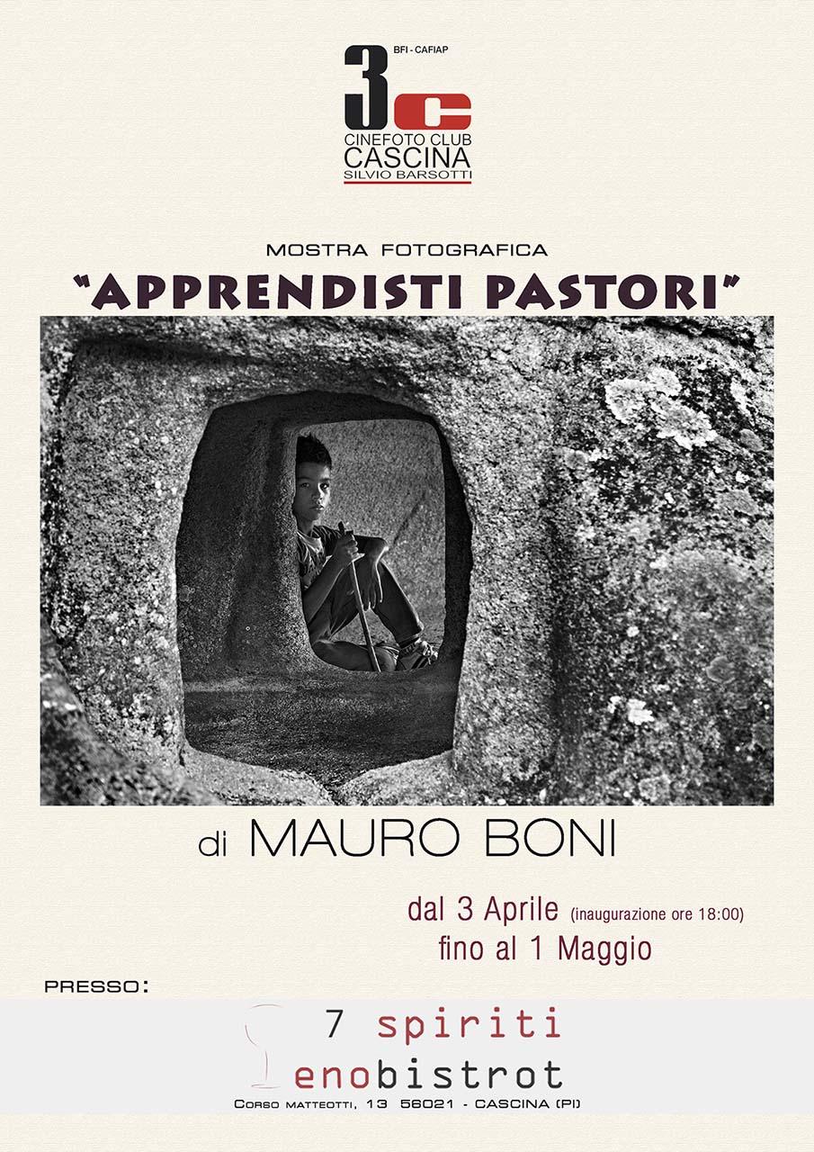 """""""Apprendisti Pastori"""" di Mauro Boni in mostra …"""
